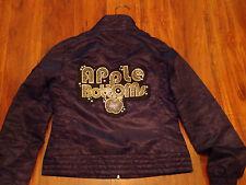 Apple Bottoms Juniors Medium Jacket Juniors M Coat Jrs M Jacket Blk Lightweight