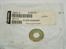 NOS POLARIS 0450279 EXHAUST / CYLINDER HEAD WASHER SCRAMBLER SPORTSMAN PREDATOR