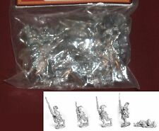 Old Glory AWI-19 British Advancing (30) 25mm Miniatures Line Infantry Colonial