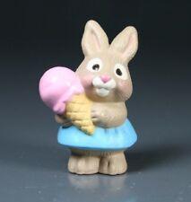 1994 Hallmark Merry Miniature Rabbit (Ice Cream)