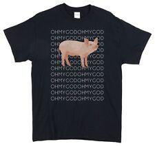 Shane Dawson Oh My God Pig T-Shirt