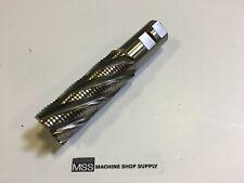"""5 Pcs of 1//2/""""x1//2/""""x1-1//4/""""x3-1//4/"""" M42 HSS+8/%Cobalt 4 Flute End Mill #CO-12x5"""