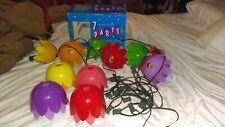 Vintage Noma Party String Tulip Lights