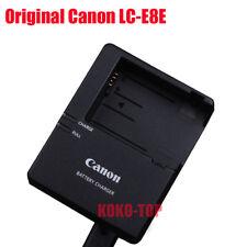 Genuine Original Canon LC-E8E Charger for LP-E8 kiss X5 X6i X7i T2i T3i T4i X4
