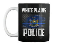 White Plains Police Gift Coffee Mug