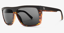 NEW Electric Black Top Sunglasses-Darkside Tort Tortoise Ohm-SAME DAY SHIPPING!