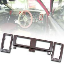 Full Set Brown Air Vent Frame Fit Nissan Datsun D21 Hardbody Pickup 1986-1997