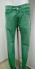 Jeans Levi's 506 standard W34L34 green