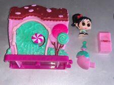 Disney Doorables Vanellope Playset  - Wreck It Ralph Series/ Season 2 - Rare