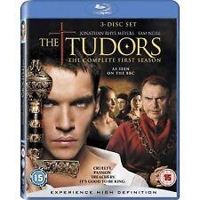 The Tudors Complete BBC Series 1 Blu-ray