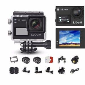 """SJCAM SJ6 LEGEND 4K 2 """"LCD Touch Screen Outdoor Waterproof Sports Camera DVR Kit"""