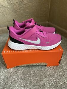 Nike Revolution 5 Uk13.5/eur32 Girls Pink Youth Kids