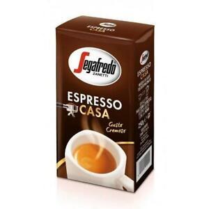 Segafredo Espresso Casa Ground Coffee 250g