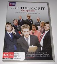 The Thick Of It - The Specials (DVD, 2010) BBC
