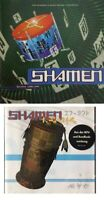 THE SHAMEN Doppelpack: BOSS DRUM + DIFFERENT DRUM - 2x CD's
