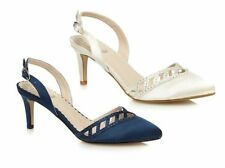 Debut Mid Heel (1.5-3 in.) Bridal or Wedding Shoes for Women