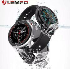Reloj inteligente LEMFO DT78, pantalla tactil completa de 1,3 pulgadas