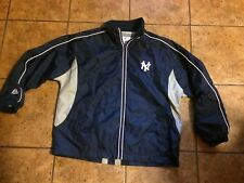 New York Yankees Youth Large Windbreaker by Majestic
