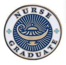 *Nurse Graduate/Nursing Pinning Lapel Pin *RN*LPN*BSN*NP*