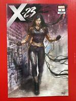 X-23 #1 - Lucio Parrillo VENOMIZED Variant - Unknown Comics Exclusive
