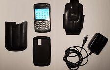 BlackBerry Curve 8310 - Titanium (Unlocked) Smartphone with Accessories