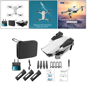 Mini Drone With Camera Foldable Arm RC Quadcopter Steady Hover Helicopter
