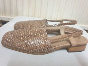 russell & bromley womens sandals size uk 4/ 37 slim fit