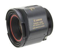 Canon AC 50mm F 1.8 Mount FD (Réf#A-704)