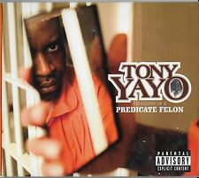 Thoughts Of A Predicate Felon (Collector's Edition) [PA] [Digipak] by Tony Yayo