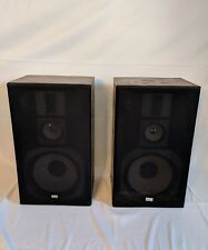 2 Sansu Classique S770 3 Way 3 Speaker Classic Vintage Music Stereo Sound System