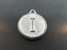 "Ingraham Clock Pendulum Bob 1 1/2"" Diameter 2.3 OZ Antique Reproduction"