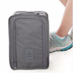 2X Travel Shoes Bag Storage Case Soft Pouch Organizer Portable Large Capacity