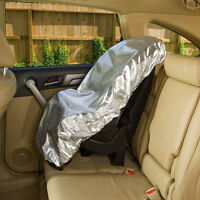 Baby Infant Car Seat Cover Sunlight Carseat Pretector Sun Shade Sunshade Cover