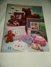 The Gumdrop Toyshop Cross Stitch & Quilting Current Pattern Book Vanessa Ann