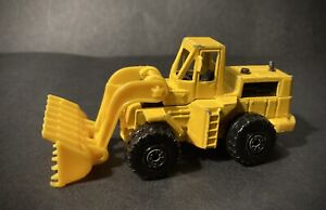 Vintage 1979 Mattel Hot Wheels Yellow Cat 3 Wheel Loader 1172 Diecast Malaysia