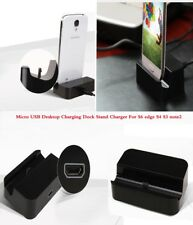 Smart Dock Docking Station Charger Cradle For Samsung Galaxy S3 S4 I9500 Note 2