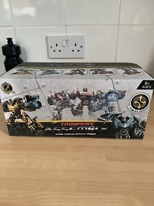 + TROOPERS ASSEMBLY RC RADIO REMOTE CONTROL TRANSFORMER CAR CHANGING ROBOT:5
