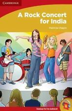 A Rock Concert for India by Patricia Chapin (2009, Paperback)
