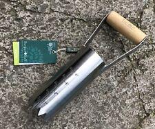 Burgon & Balle En Acier Inoxydable Ampoule planteur-RHS Approuvé-Jardin, Outil