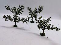 CBG Mignot Ancien : superbe Décor - lot de petits arbres 5cm environ