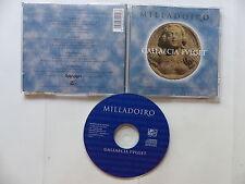 CD Album MILLADOIRO Gallaecia fulget   DM 1003 CELTIQUE