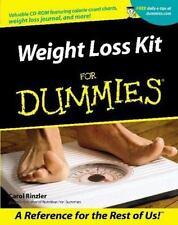 Weight Loss Kit For Dummies Rinzler, Carol Ann Paperback