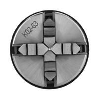 Mandrin auto-centreur à 4 mâchoires Auto-centrage Mandrin de tour métal Pièces