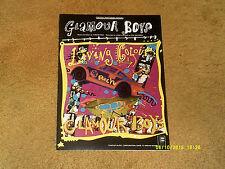 Living Colour sheet music Glamour Boys 1988 5 pp. (Nm shape)