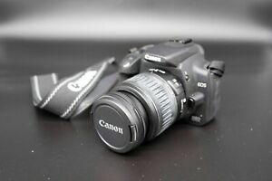 Canon eos 350d w/ 18-55 Lens KIT - Excellent condition (see notes) *FOR CHARITY*