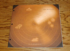 Original 1998 Oldsmobile Bravada Deluxe Sales Brochure 98