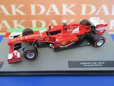 Die cast 1/43 Modellino Auto F1 Ferrari F138 2013 F.Alonso