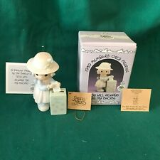 """New ListingPrecious Moments 1989 """"Pm-891"""" """"You Will Always Be My Choice"""" New In Box -Mint"""