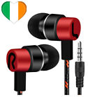 Earphones Wired 3.5mm Earbuds Headphones for Android iPhone Samsung - Big Bass