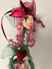 Soul of Elegant Mystical Rose Doll, Symbol of Love, Flower's spirit, Bouquet